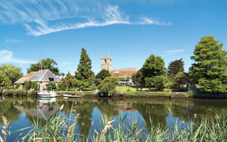 Win! A break for two at The Priory in Dorset