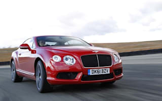 Bentley Continental GT/GTC V8: First drive review