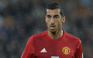 Time for Mkhitaryan to show best form - Mourinho