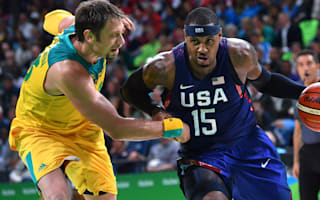Rio 2016: Team-mates reminded me of record - Anthony