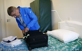 Bach to basics: IOC president moves into Olympic village