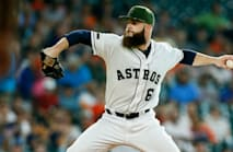 Astros taking 'conservative' approach with Keuchel recovery