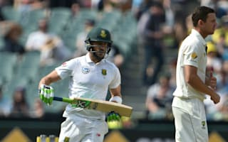 Australia caught out by Du Plessis declaration