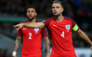 Slovenia 0 England 0: Hart to the rescue as Rooney-less visitors stutter