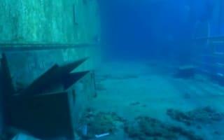 Costa Concordia: Inside the sunken cruise ship (new video)