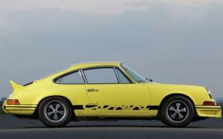 Auction Porsche 911 set to raise 1,400,000 euros