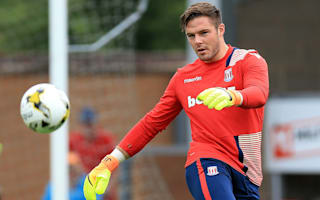 Butland enters race to be fit to face Man City