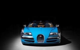 Bugatti unveils ultra-rare Meo Constantini Veyron