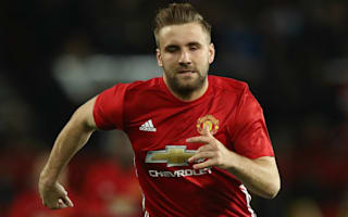 Shaw eager to earn Mourinho's trust at United