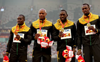 Bolt and Jamaica team stripped of 2008 relay gold