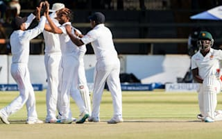 Zimbabwe welcome DRS for second Test