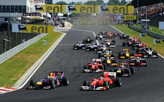Hungarian GP: Webber claims fourth victory
