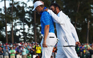 'Buddy, it seems like we're collapsing' - Spieth reveals caddie conversation