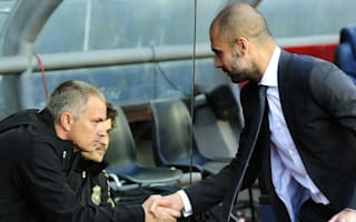 Guardiola: I've learned from Mourinho - but it's not all about us