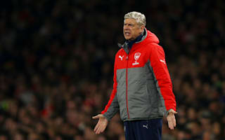 Wenger happy to wait before assessing Arsenal's November