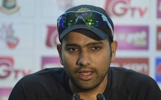 India keep faith with Rohit, Dhawan