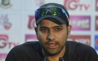 India keep faith with Rohit, Dhawan