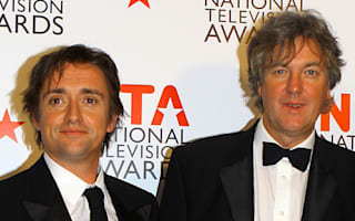 Richard Hammond reveals how his Switzerland crash almost didn't happen