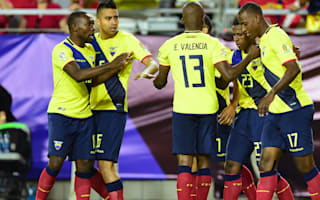 Ecuador 2 Peru 2: Bolanos rescues point in Copa America thriller