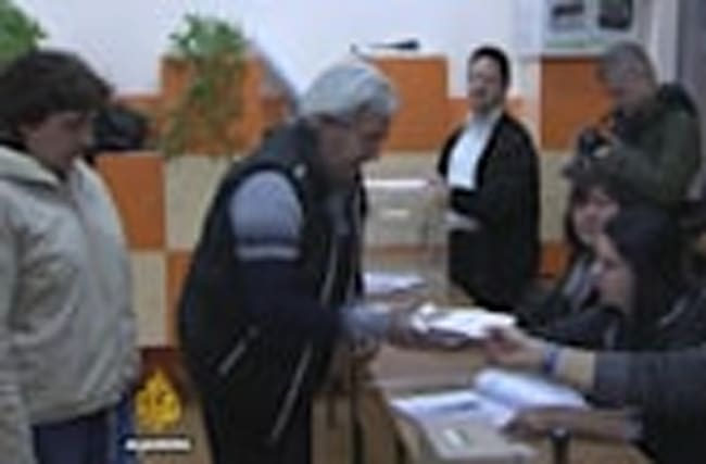 Bulgarians votes in snap election for third time in four years