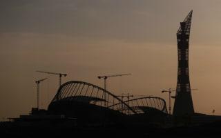 Worker dies at World Cup stadium in Qatar