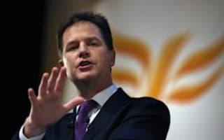 Clegg delivers bold pro-EU message