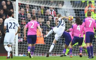 Poor goals a disease for Sunderland - Moyes