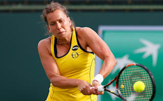 Strycova sets up Kerber clash, Kasatkina marches on