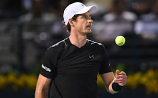 Murray breezes past off-colour Verdasco to claim Dubai title