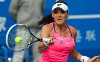 Sydney International loses Radwanska to leg injury