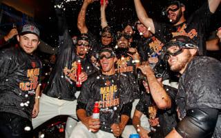 Giants clinch playoff birth on final day of MLB season