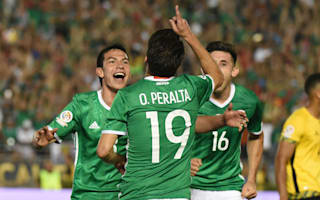 Mexico v Venezuela: Top spot up for grabs in Houston