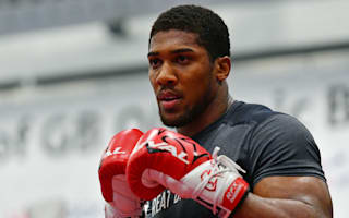 Tyson Fury fight would be my biggest fight - Joshua