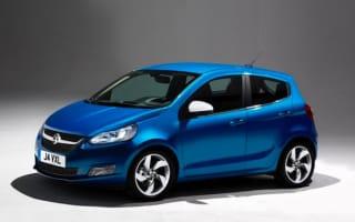 Viva la Viva! Vauxhall resurrects badge for new city car