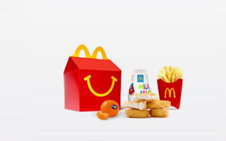 Happy Meal toys are worth a fortune!