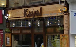 Curry house closed after poisoning health inspectors