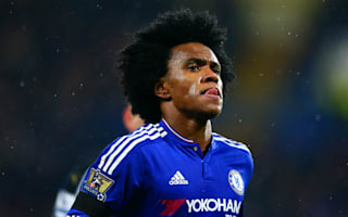 Willian hopes for Chelsea approval for Copa, Olympics
