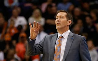 Hornacek officially takes over as Knicks coach