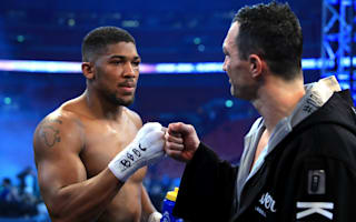 Klitschko wants rematch after Joshua loss