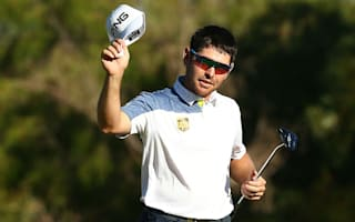 Oosthuizen takes charge in Perth