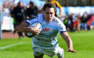 Imhoff inspires Racing to victory over Toulon