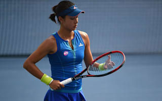 Wang wins in Zhengzhou as Peng retires