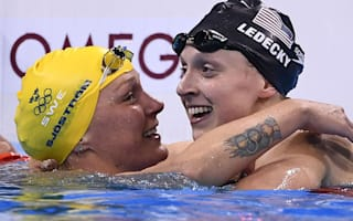 Rio 2016: Ledecky close to throwing up after another gold