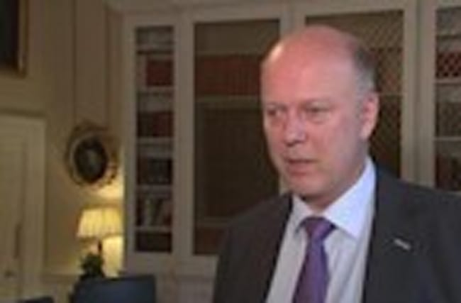 Grayling: Third runway is greatest sign UK open for business