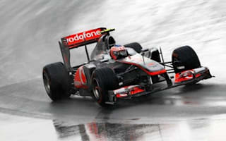 Button to mark 200th GP in Hungary