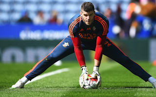 McCarthy replaces injured Forster in England squad