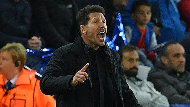 Atletico Madrid loses 1-0 to Villarreal at home