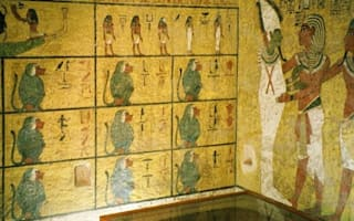 There's a good chance King Tutankhamun's tomb has hidden chambers