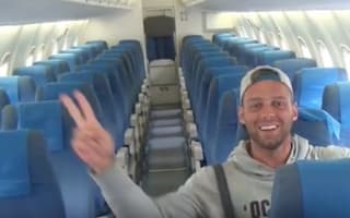 Private jet! Tourist has plane to himself on flight to paradise island