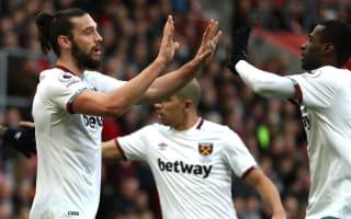 Southampton 1 West Ham 3: Bilic's men bounce back from City thrashing